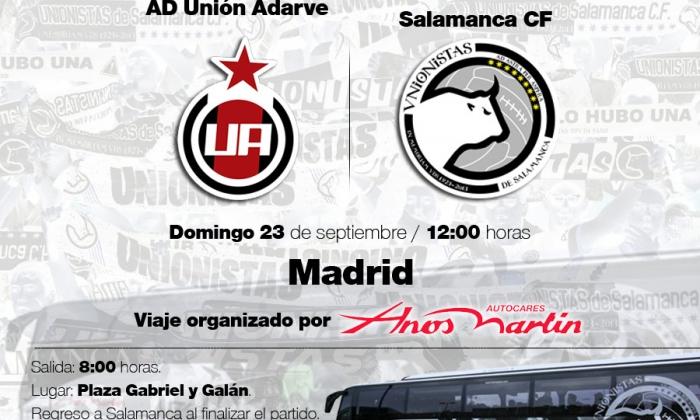 Viaje organizado a Madrid (23 de septiembre)