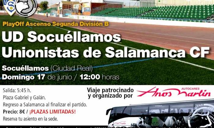 Viaje organizado a Socuéllamos (domingo 17)