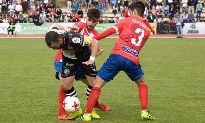 Playoff Ronda Campeones Ida | Unionistas CF 0-0 Deportivo Don Benito