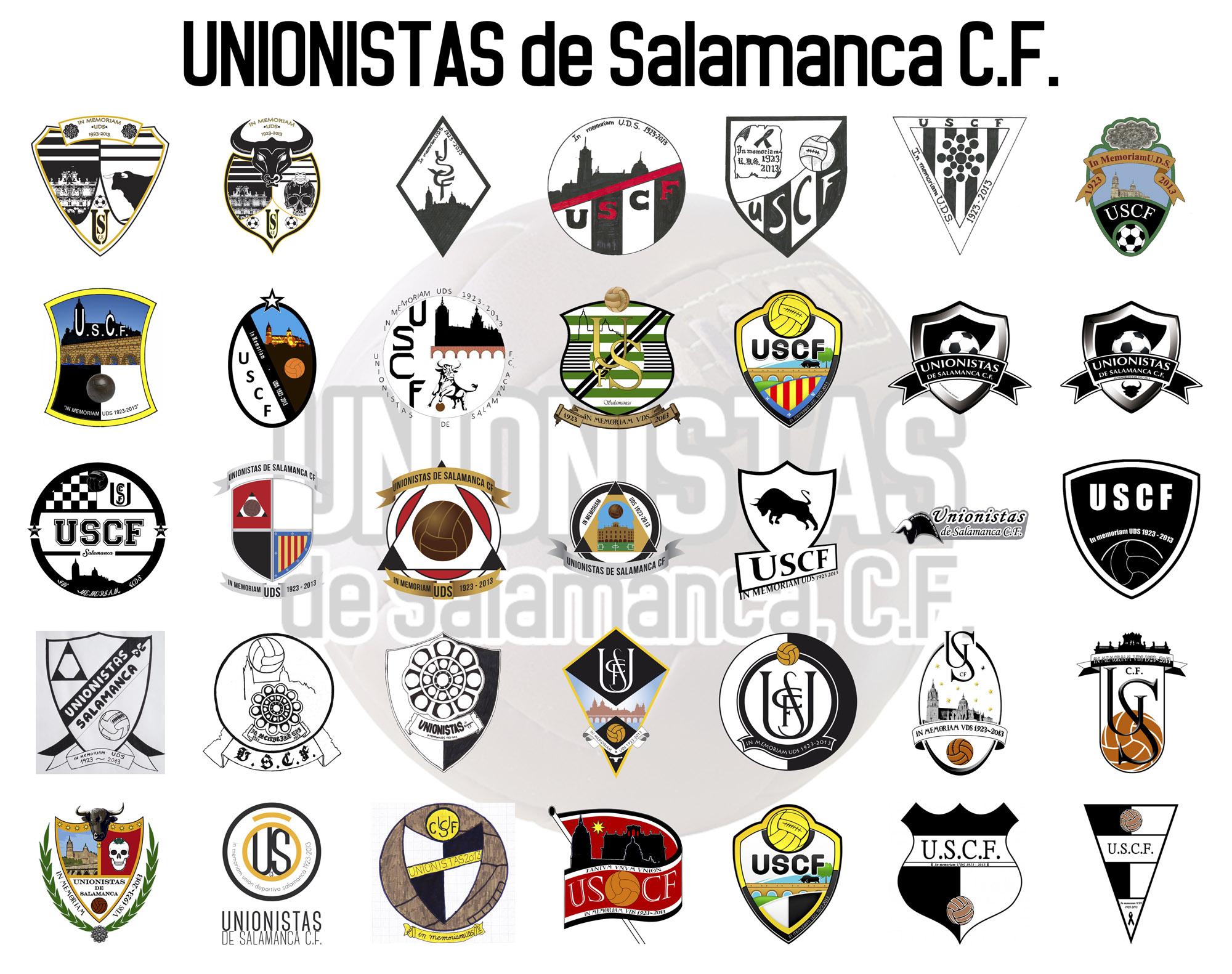 Concurso dise o escudo unionistas de salamanca c f - Nombres clasicos espanoles ...