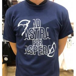 """Camiseta """"Ad Astra Per Aspera"""""""