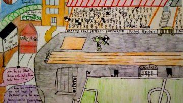 Ganadores del II Concurso Infantil de Dibujo