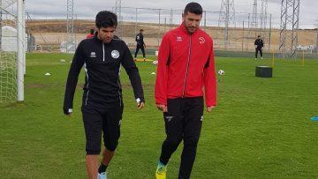 Jorge Alonso se incorpora de manera permanente a los entrenamientos