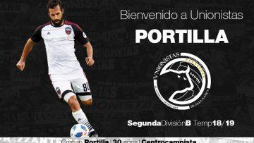 FICHAJE | Unionistas CF se refuerza con Cristian Portilla