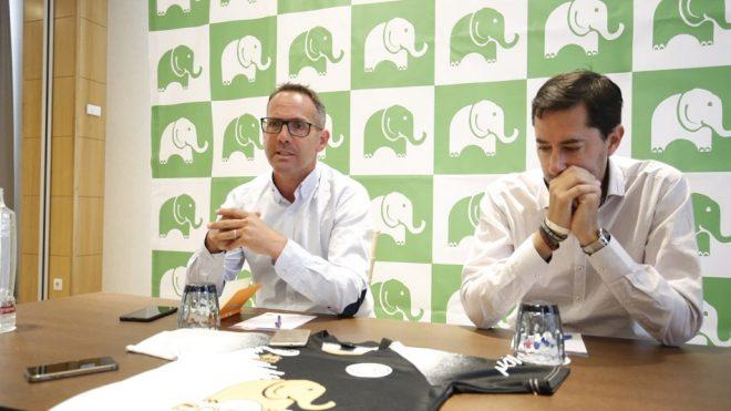 PLANTILLA | Guille Andrés renueva y Diego González es el primer fichaje de un 'nuevo' Unionistas CF