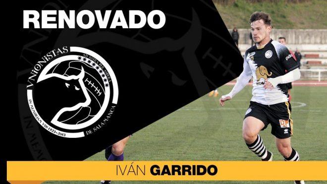 RENOVACIÓN | Garrido seguirá dos temporadas más en Unionistas de Salamanca