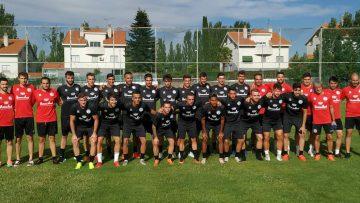 PRETEMPORADA | Unionistas de Salamanca inicia su proyecto 2.0 en Segunda B