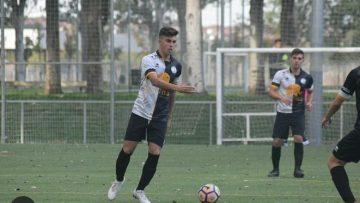 BAJA | Daniel Gutiérrez se marcha al Juvenil División de Honor del Burgos CF