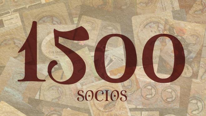 Unionistas de Salamanca supera los 1500 socios