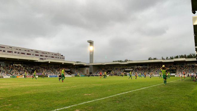 Jornada 1: Barakaldo CF 2-1 Unionistas de Salamanca CF