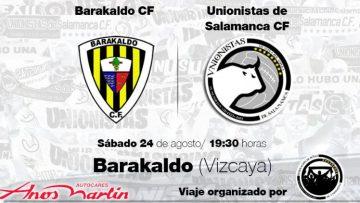 Viaje a Barakaldo (24 de Agosto)