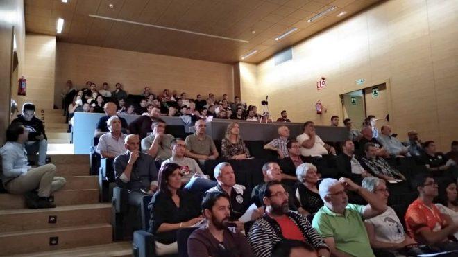 ASAMBLEA   Los socios de Unionistas de Salamanca aprueban las cuentas del club