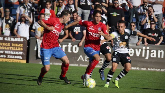 Jornada 5: CD Calahorra 1 - 1 Unionistas de Salamanca CF
