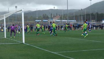 Jornada 3: Alavés B 2-1 Unionistas de Salamanca