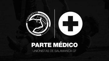PARTE MÉDICO | Estado de Garrido, Pedro López y Javi Navas