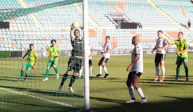 Jornada 7: CD Salamanca CF 2 - 0 Unionistas de Salamanca