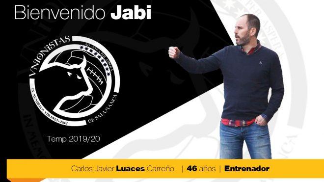Jabi Luaces, nuevo entrenador de Unionistas de Salamanca