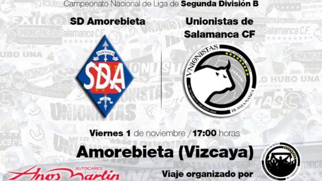 Viaje a Amorebieta (1 de noviembre)