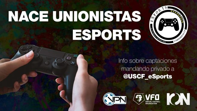 Nace Unionistas de Salamanca eSports
