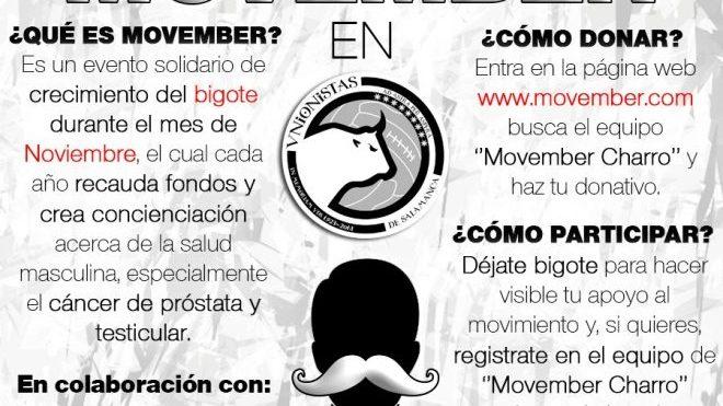 Vuelve el Movember unionista