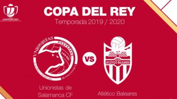 COPA DEL REY | El Atlético Baleares, rival en la primera ronda