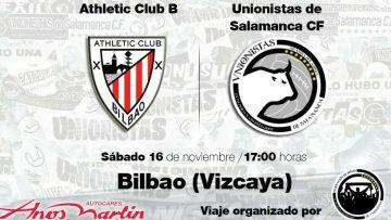 Viaje a Bilbao (16 de noviembre)