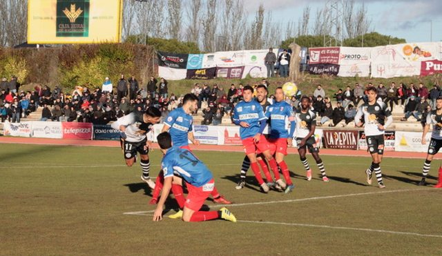 Jornada 14: Unionistas de Salamanca 1 - 4 UD Logroñés