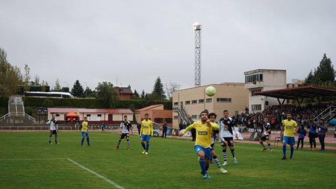 Jornada 12: Unionistas de Salamanca 0 - 2 Real Unión