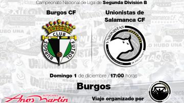 Viaje a Burgos (1 de diciembre)