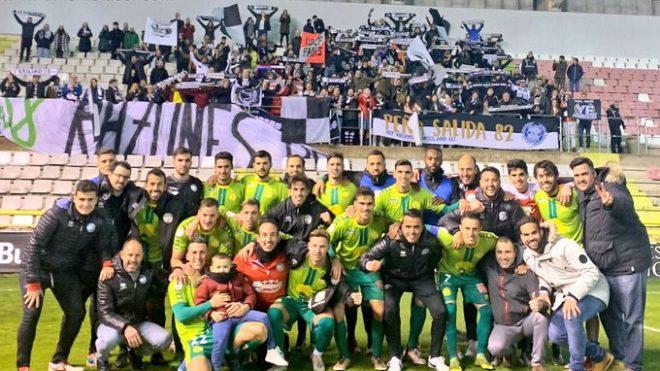 Jornada 15: Burgos CF 0 - 3 Unionistas de Salamanca