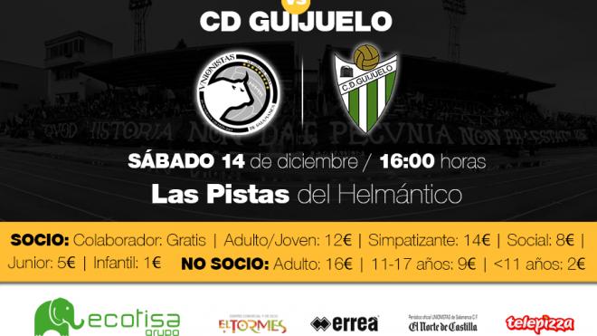 ¡La salvación y la Copa nos las jugamos en diciembre en Las Pistas!