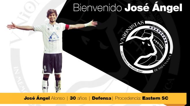 FICHAJE | Unionistas de Salamanca alcanza un acuerdo con José Ángel