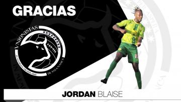 PLANTILLA | Jordan Blaise abandona la disciplina de Unionistas de Salamanca