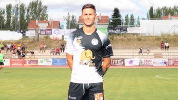 Álvaro Santos, cedido al CD Mirandés B hasta final de temporada