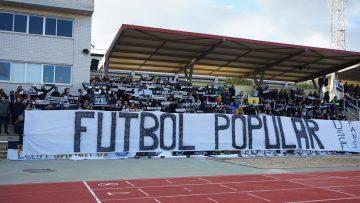 Medidas especiales de seguridad para el Unionistas de Salamanca CF-RC Deportivo de La Coruña