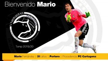 FICHAJE | Unionistas de Salamanca llega a un acuerdo con el guardameta Mario Fernández