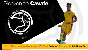 PLANTILLA | Unionistas de Salamanca se hace con el fichaje de Carlos Fernández 'Cavafe'