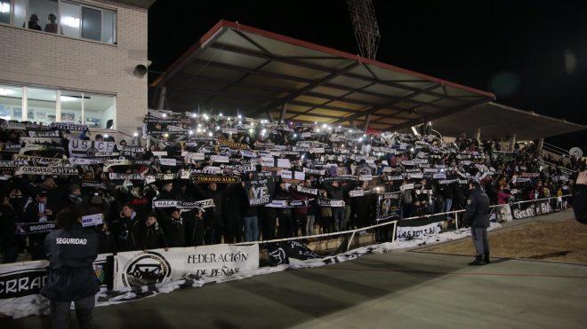 Unionistas de Salamanca bate su récord y cierra la campaña de mitad de temporada con 3096 socios