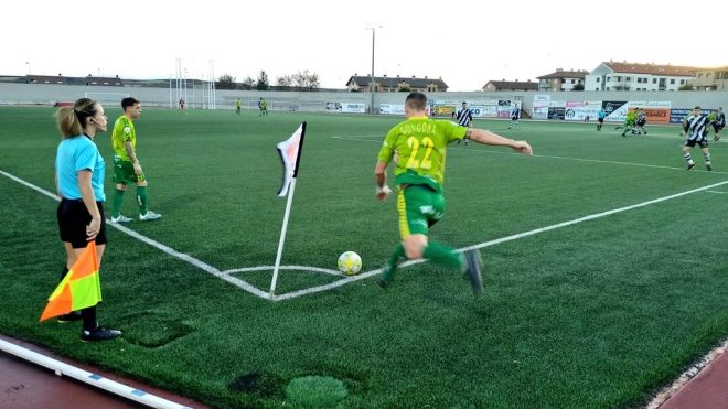 Jornada 23: Haro Deportivo 1 - 0 Unionistas de Salamanca