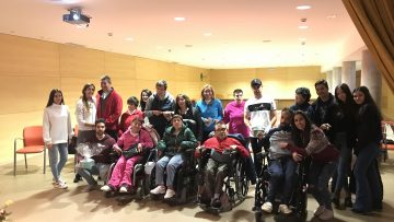 SOCIAL | Unionistas de Salamanca continúa su colaboración con ASPACE