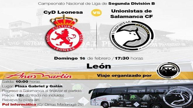 Viaje a León (16 de febrero)