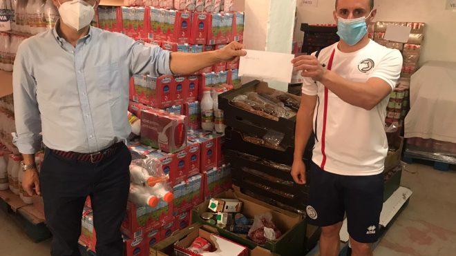 SOCIAL | Unionistas de Salamanca apoya a la ONG local 'Cajas Solidarias'