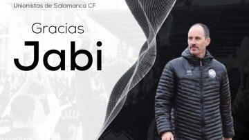 COMUNICADO OFICIAL | Jabi Luaces no seguirá en el banquillo de Unionistas de Salamanca