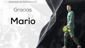 PLANTILLA | Mario Fernández no continuará el próximo curso en Unionistas de Salamanca