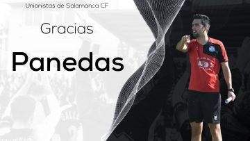 CANTERA | Álvaro Panedas se desvincula de la base de Unionistas de Salamanca