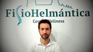 CUERPO TÉCNICO | Raúl Garrido será el nutricionista de Unionistas de Salamanca durante la temporada 2020-21