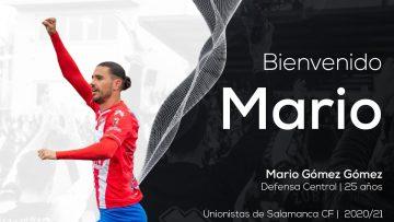 PLANTILLA | Mario Gómez, segundo refuerzo para la temporada 2020-21