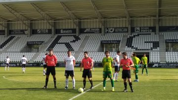 CRÓNICA | Burgos CF 0-1 Unionistas de Salamanca CF