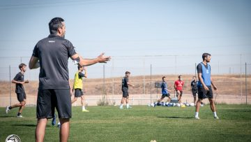CONVOCATORIA | Burgos CF - Unionistas de Salamanca CF (domingo 13 septiembre)