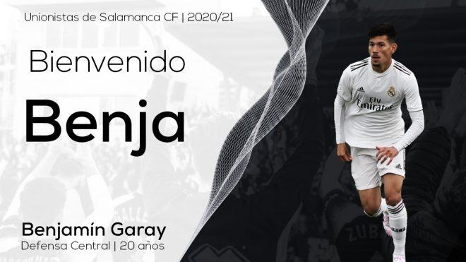 FICHAJE | Benjamín Garay, nuevo refuerzo para la defensa